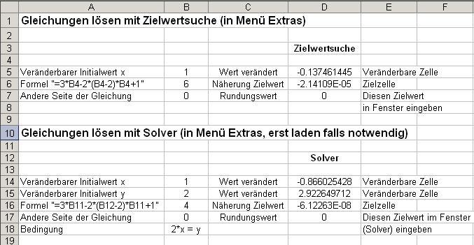 Groß Formeln Schreiben Kreuzschnürung Verfahren Arbeitsblatt Seite ...